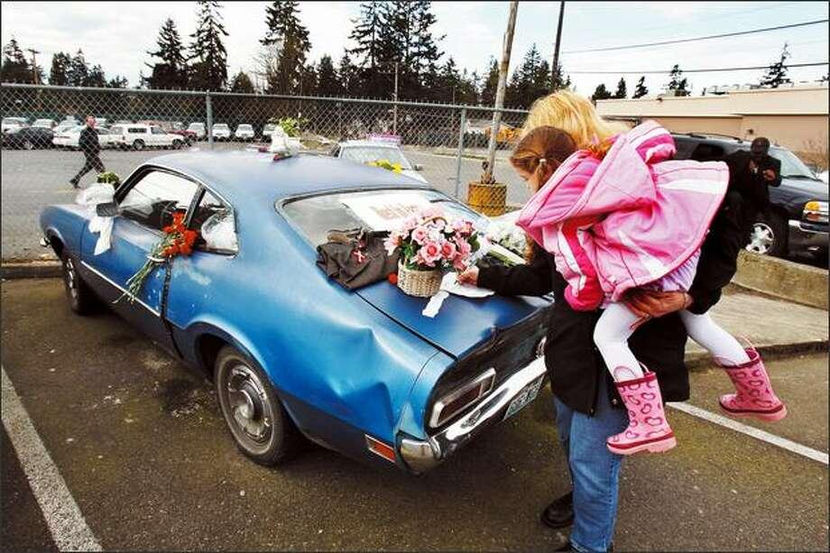 60. Shoreline Photo: Karen Ducey, Seattle Post-Intelligencer / Seattle Post-Intelligencer