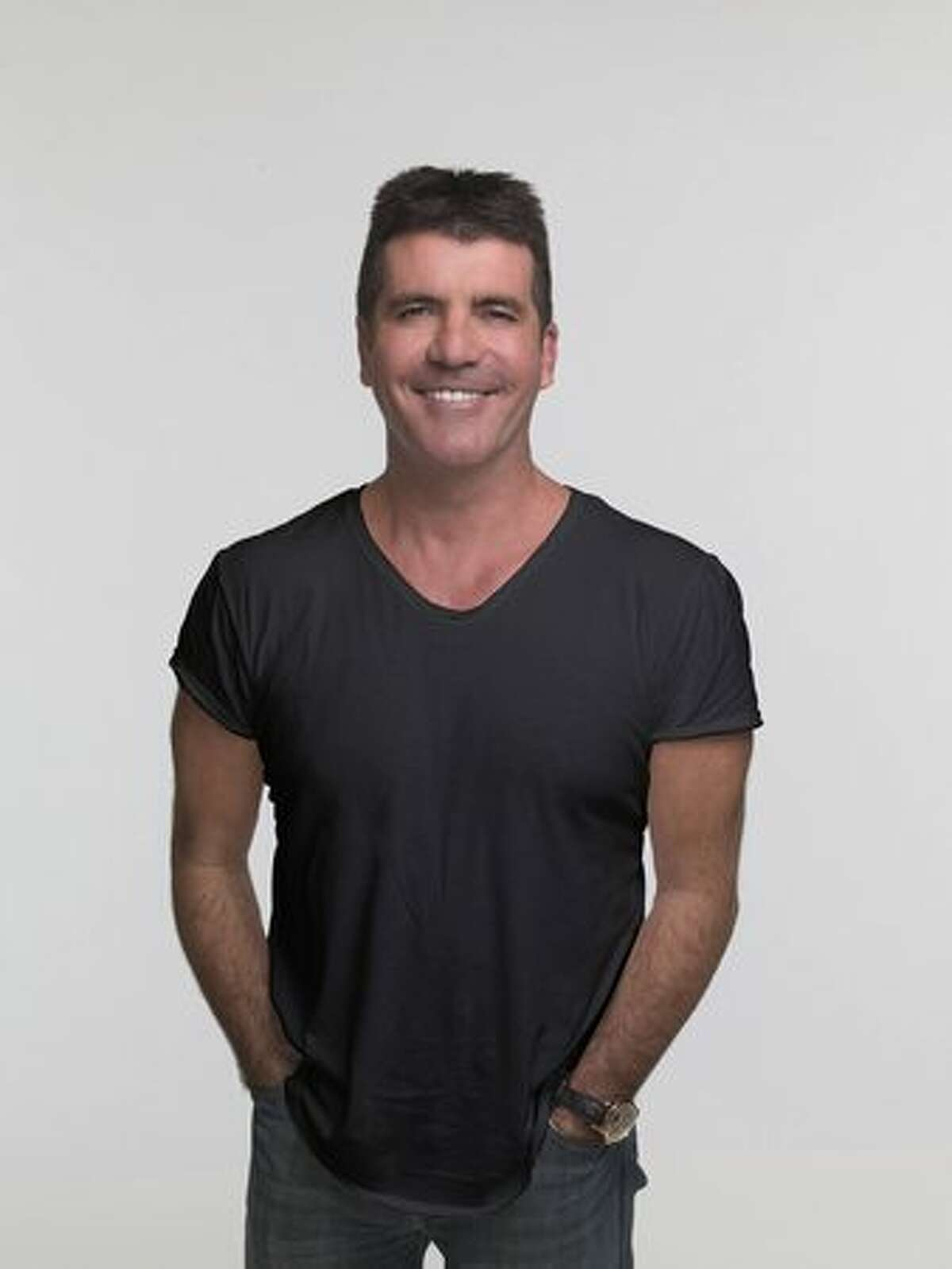 "Simon Cowell of ""American Idol."""