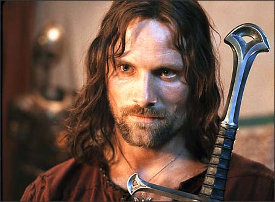 "When he accepted the role of Aragorn in the ""The Lord of the Rings"" trilogy, Viggo Mortensen says, ""I had no idea what I was getting into."" Photo: New Line Cinema / New Line Cinema"