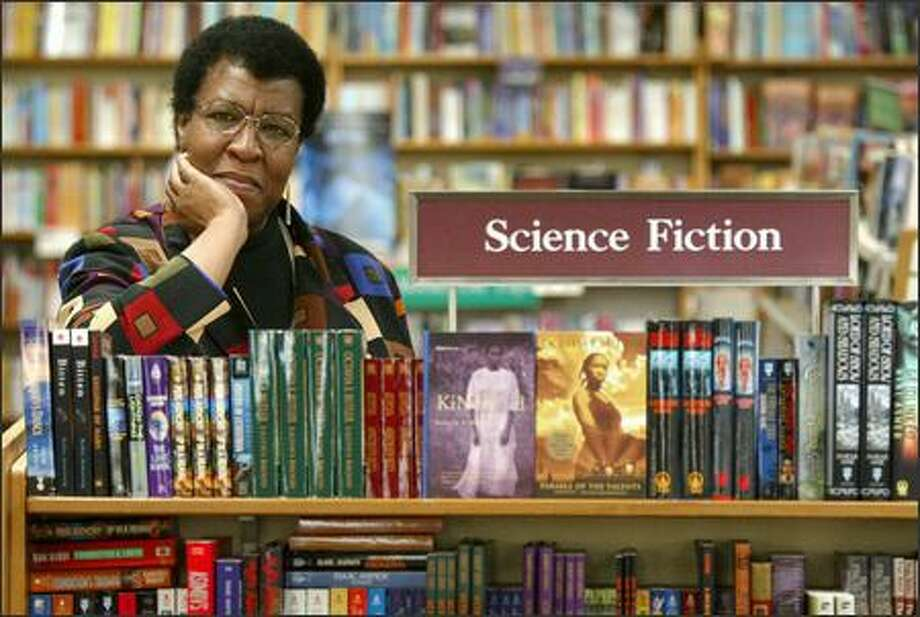 Octavia Butler was one of the Northwest's most prominent science fiction writers. Photo: Joshua Trujillo, Seattlepi.com / seattlepi.com