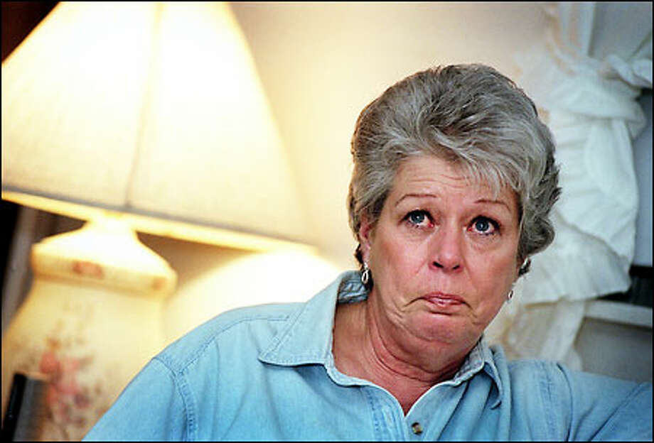 Barb Thompson's daughter, Rhonda Reynolds, died of a bullet wound to the head on Dec. 17, 1998, and Thompson has been trying to prove ever since that the death was not a suicide. Photo: Joshua Trujillo, Seattlepi.com / seattlepi.com