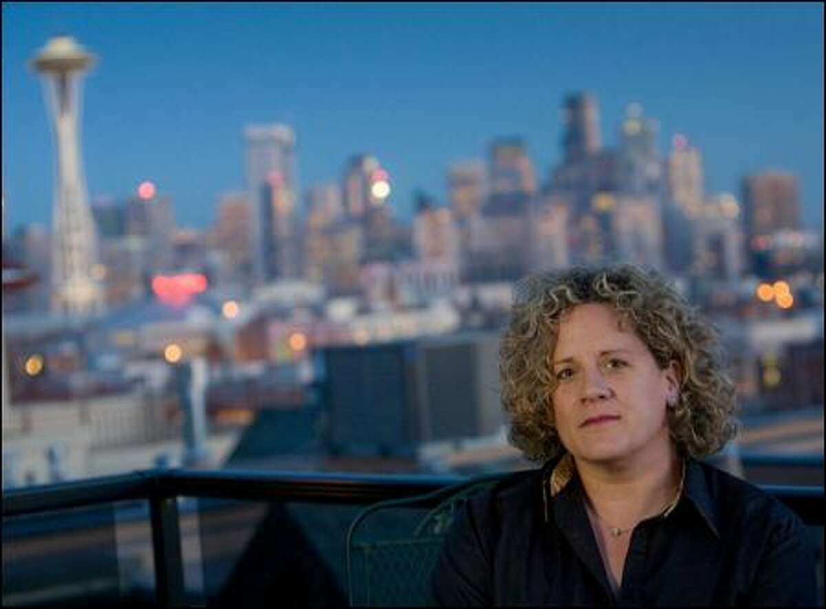 """In """"For My Wife,"""" Charlene Strong shares the story of partner Kate Fleming's death and Strong's subsequent quest to ensure equal rights for same-sex couples."""