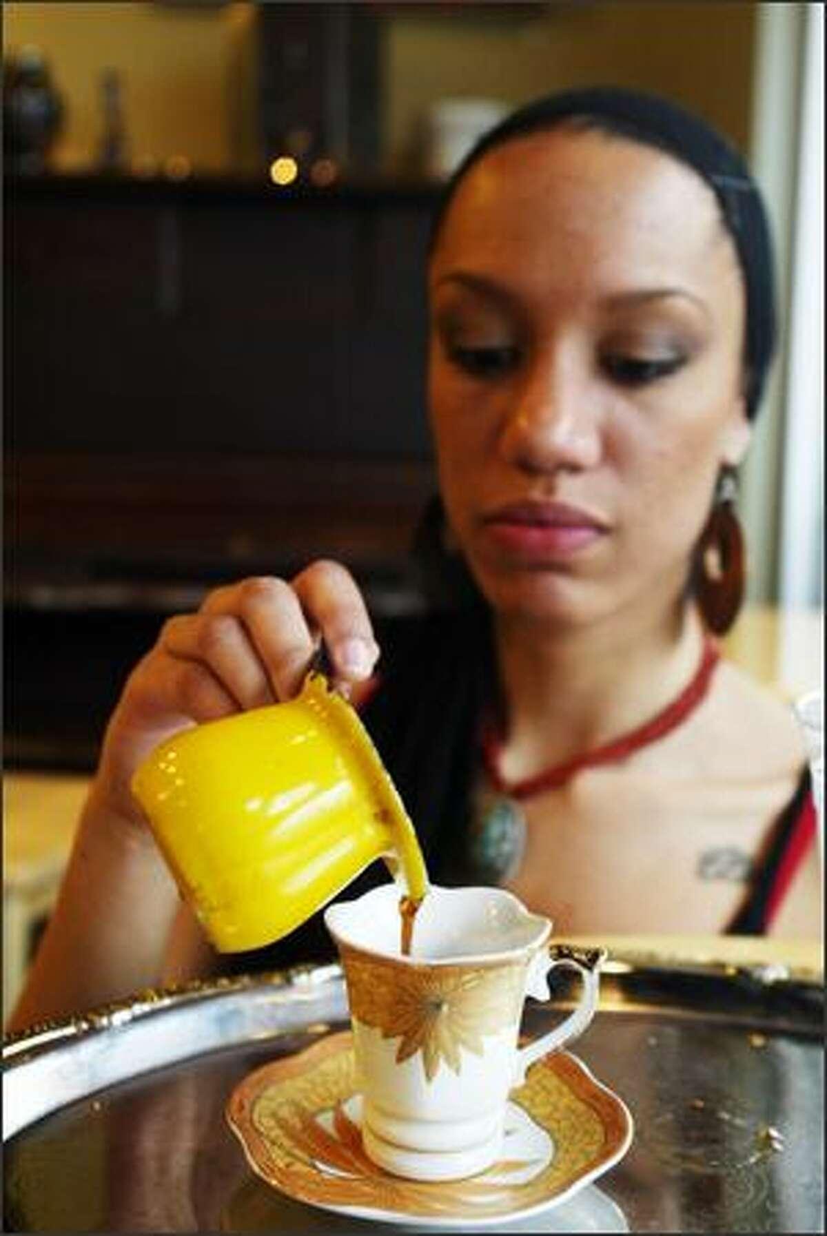 Elbasha Cafe