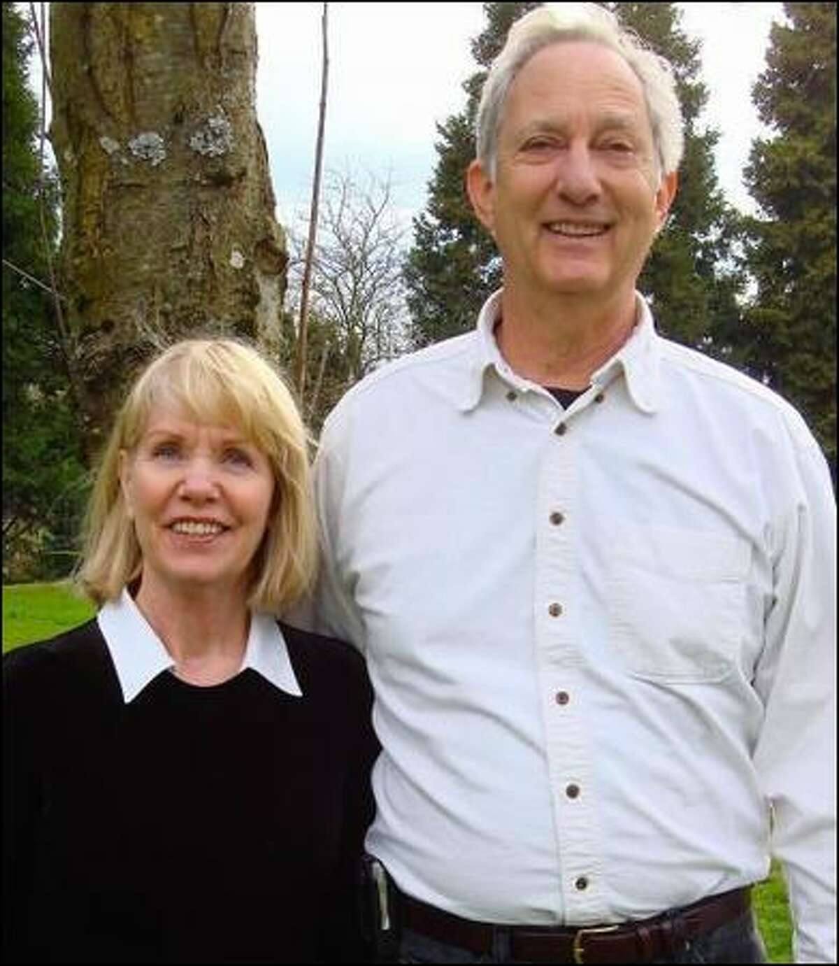 Melodie Anderson and John Babcock will be the first couple to wed at West Seattle's Admiral Theater.