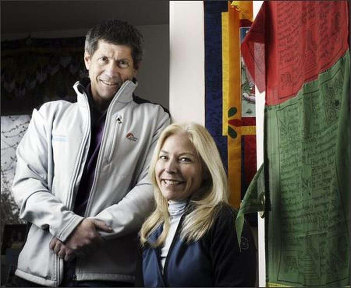 Phil and Sue Ershler of Kirkland.