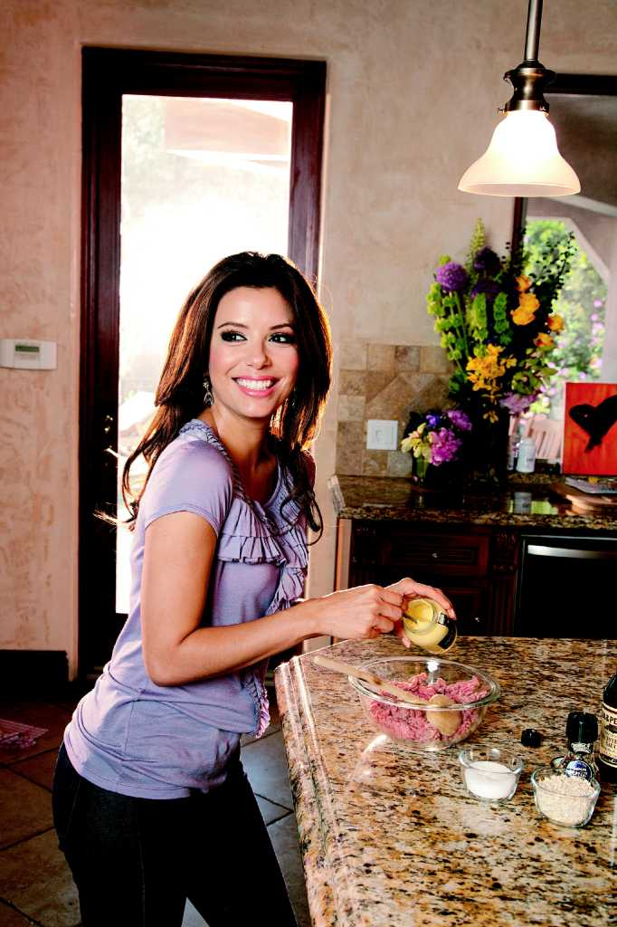Eva Longoria dishes on her first cookbook, guilty pleasure and more ...