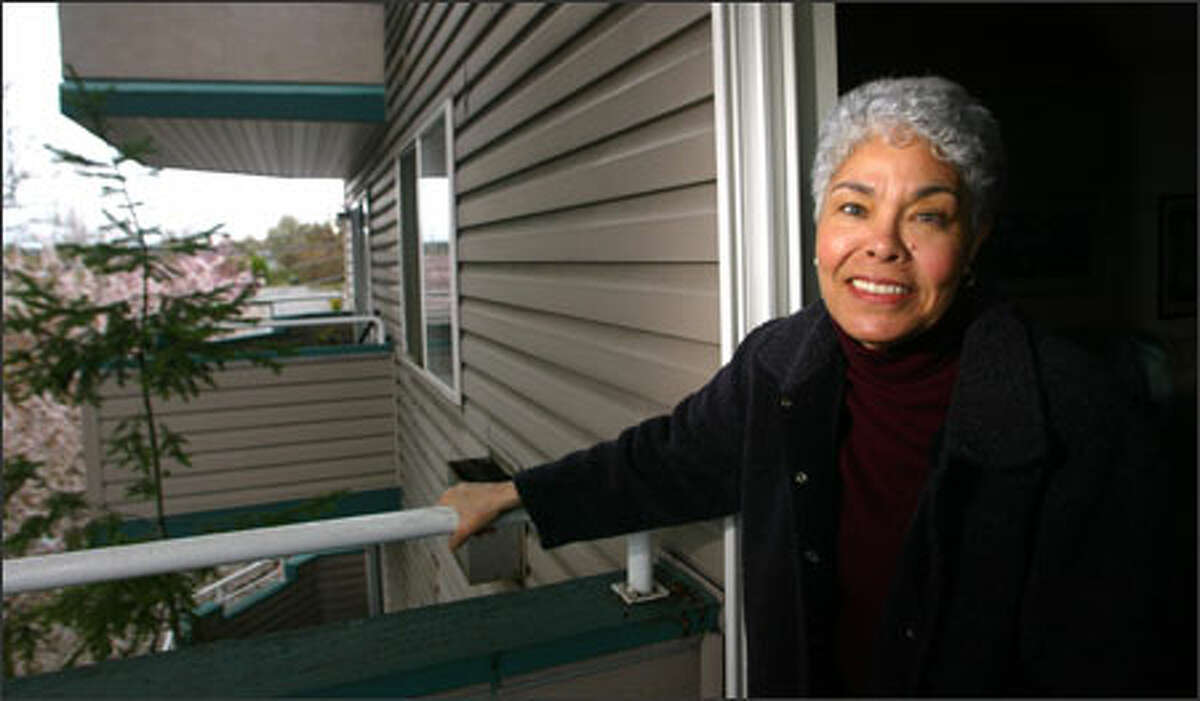 Carmen Orso is scrambling to find a new apartment because her $800-a-month Madison Valley unit is being converted into a condo.