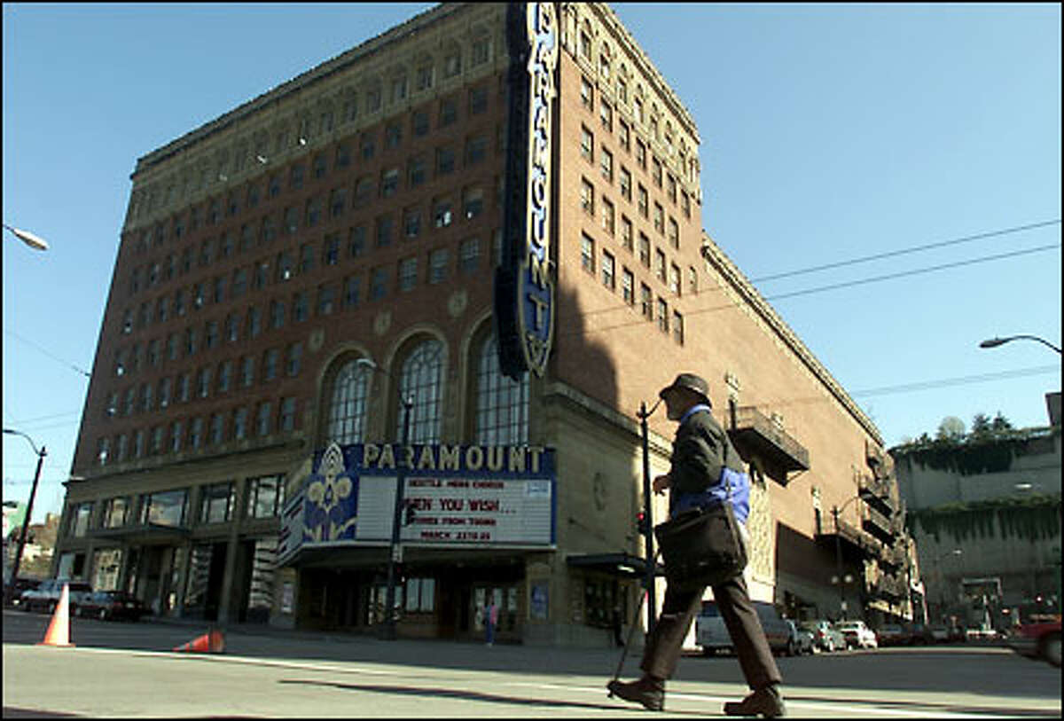 There is polluted soil at the south end of the Paramount Theatre in Seattle, which will pose a problem when Sound Transit begins construction below ground for the light-rail project nearby.