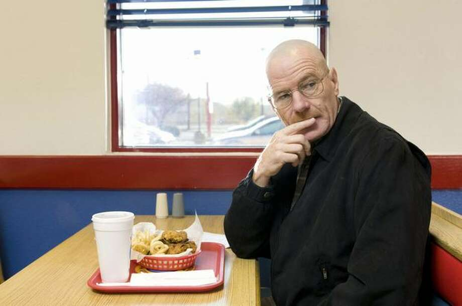 "Bryan Cranston in ""Breaking Bad."" Photo: AMC / AMC"