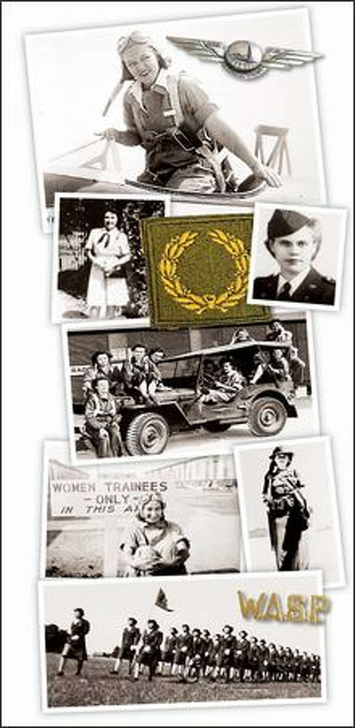 They set rivets, flew military planes, faced capture and ultimately changed the American way of life when they served the war effort. In a new documentary, Washington women share their personal stories of World War II. (Courtesy of Bristol Productions)