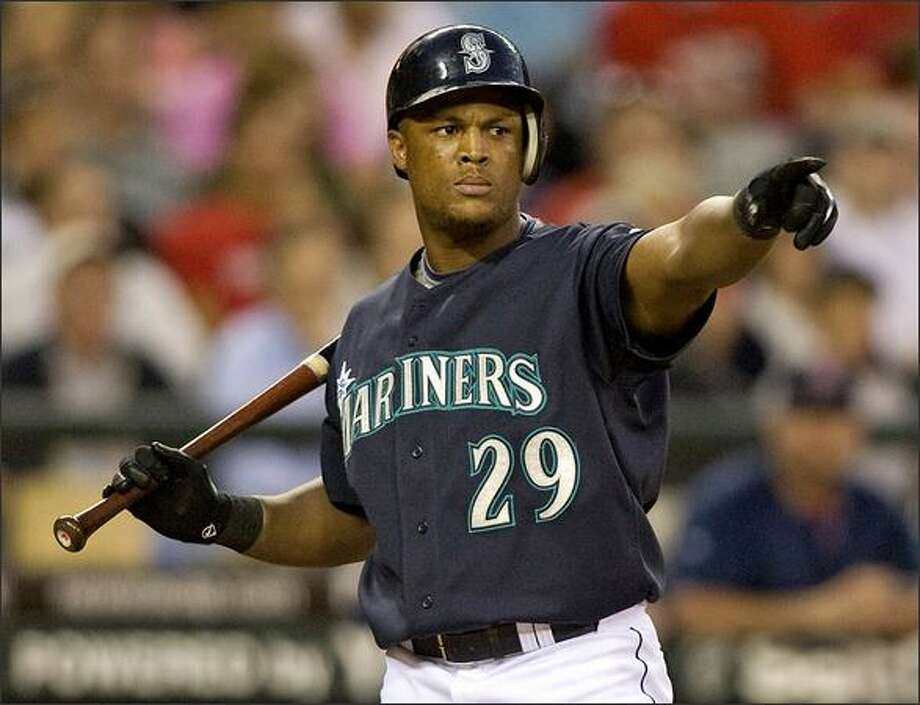 Adrian Beltre will be a free agent after this season, but the Mariners third baseman says he isn't concerned about the next turn in his career -- he just wants to win. Photo: Grant M. Haller, Seattle Post-Intelligencer / Seattle Post-Intelligencer