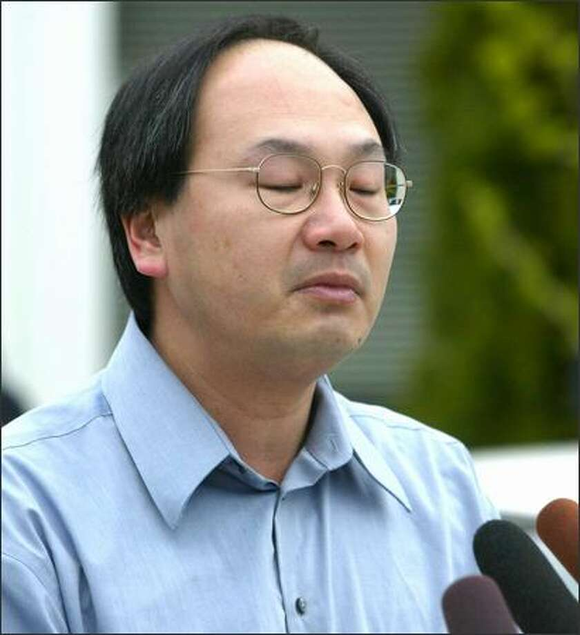 Dexter Lai wrestled with whether to call police. Photo: Karen Ducey, Seattle Post-Intelligencer / Seattle Post-Intelligencer