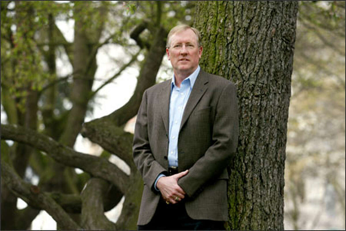 Seattle park chief Ken Bounds is at the center of a possible City Hall power struggle.