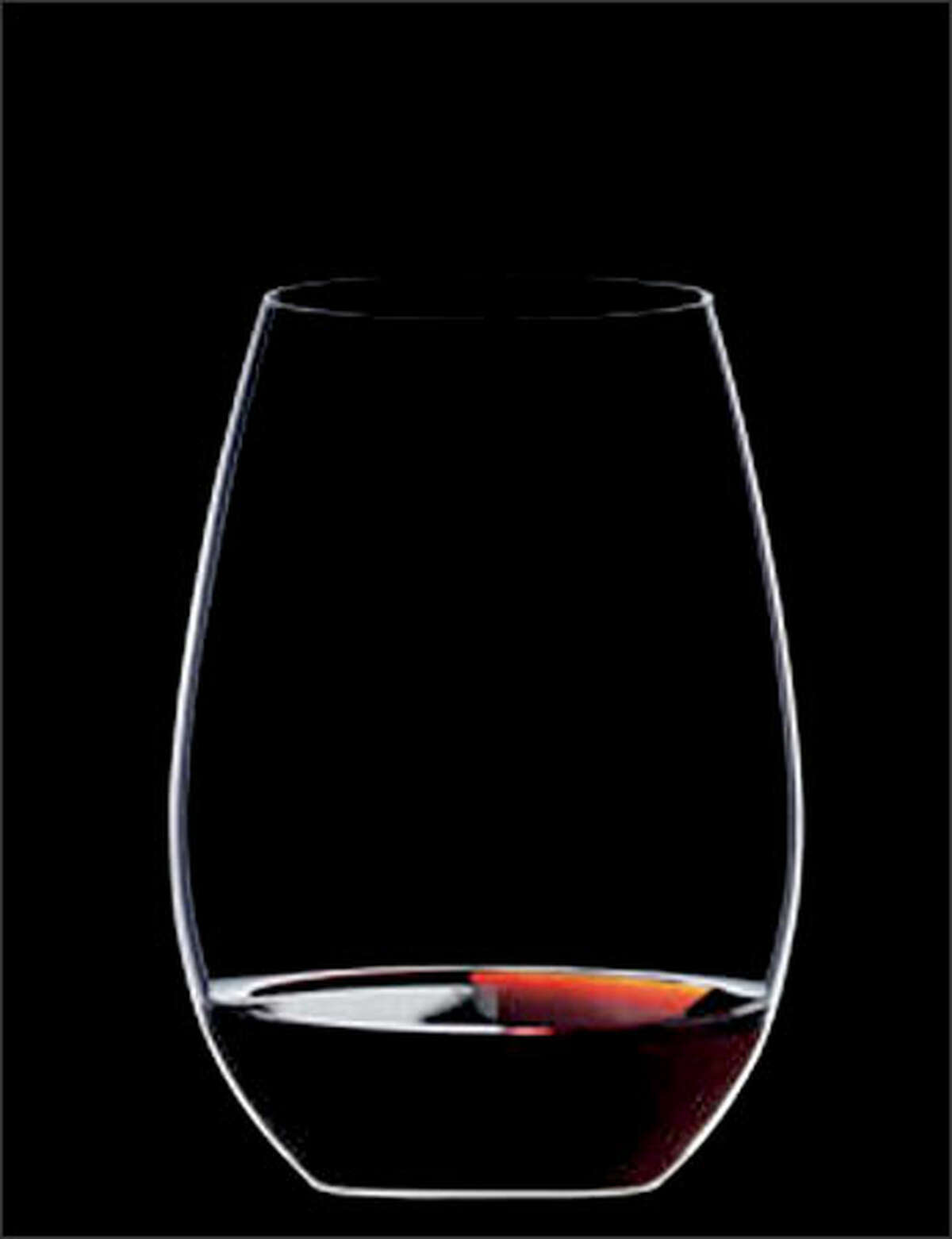 Of the 10 million glasses sold worldwide in 2004, 2.6 million were Maximilian Riedel's stemless O glasses.