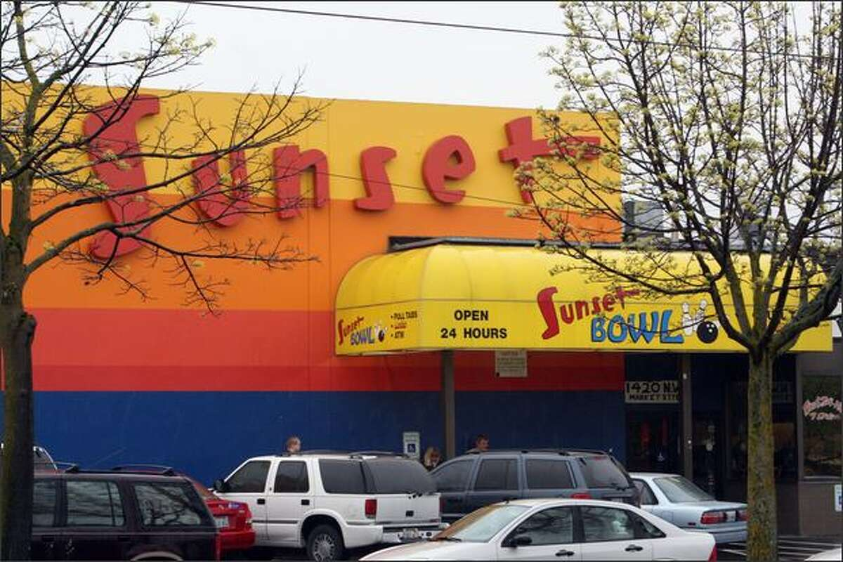 Sunset Bowl, a Ballard fixture for 51 years, is no more.