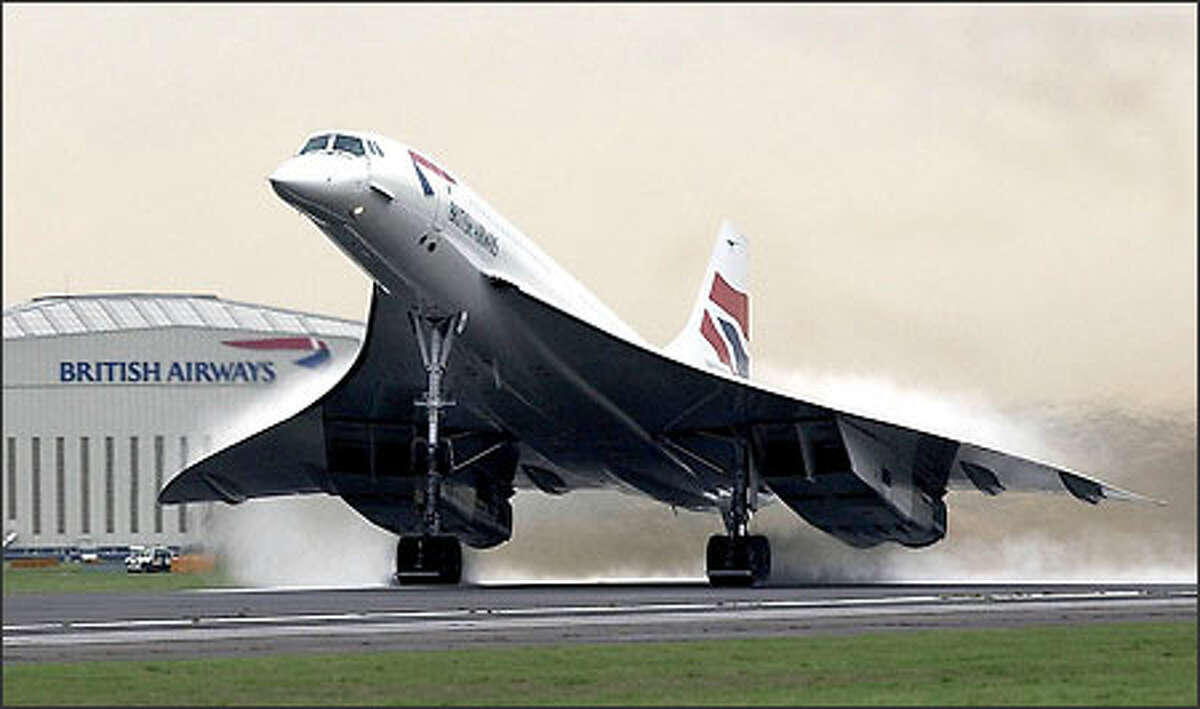 When British Airways and Air France discontinue Concorde service later this year, the Museum of Flight may be in line for one of the planes to display.