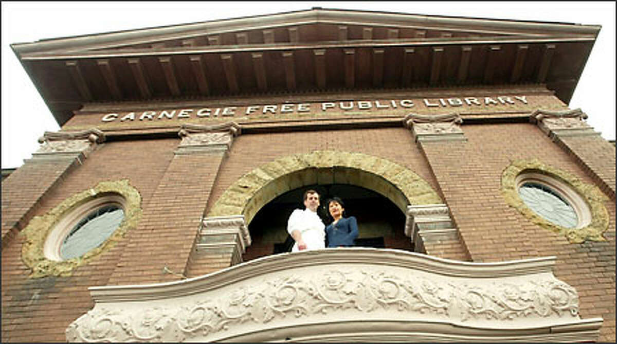 Jerry and Susan Brahm, owners of Bistro on 24th, will close that Ballard restaurant to focus on the June opening of a new venture in the 99-year-old Carnegie Free Public Library building.