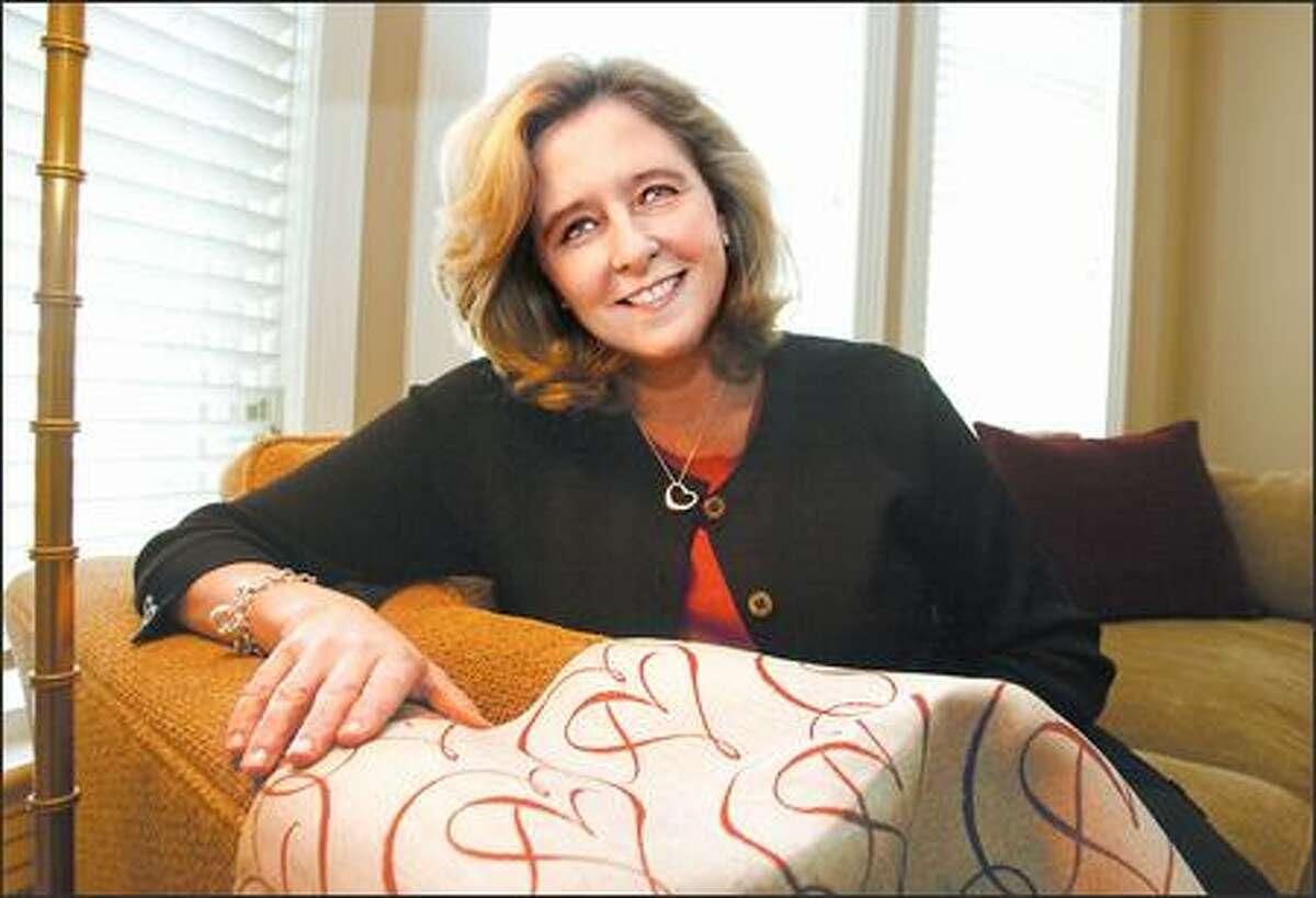 Talizon founder Nancy Welts Schulte