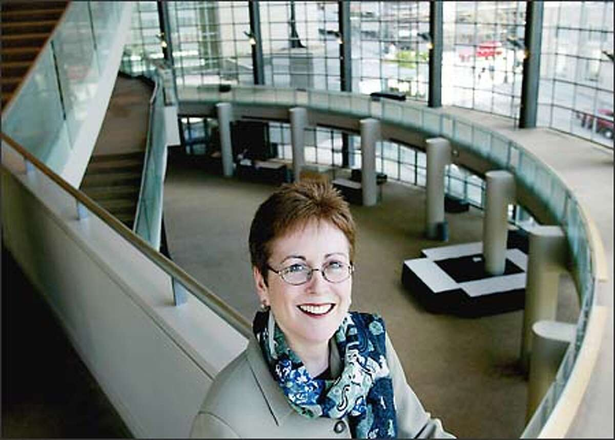 Deborah Card, the Seattle Symphony's dynamic executive director, is leaving in August to assume the same title with the Chicago Symphony.