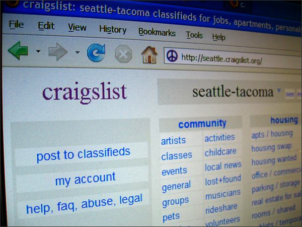 Seattle personal classifieds