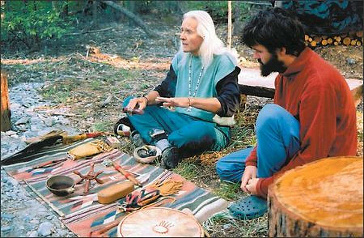 Experience a traditional healing ceremony and other First Nations traditions with Kootenay Wilderness Tours.