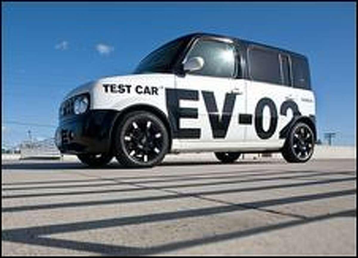 Nissan EV2