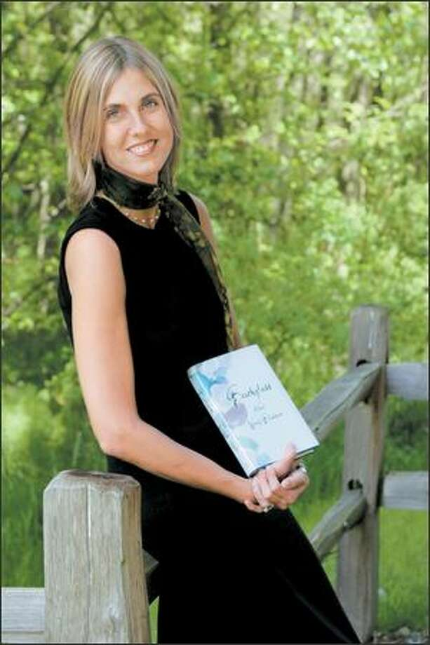 "Wendy Blackburn's first novel, ""Beachglass,"" spotlights addicts' recovery rather than their substance abuse. ""One of my goals is to show that people in recovery can be successful ... not the stereotype of creepy addicts,"" said the chemical-dependency counselor at a women-only facility in Kirkland. Photo: Meryl Schenker, Seattle Post-Intelligencer / Seattle Post-Intelligencer"