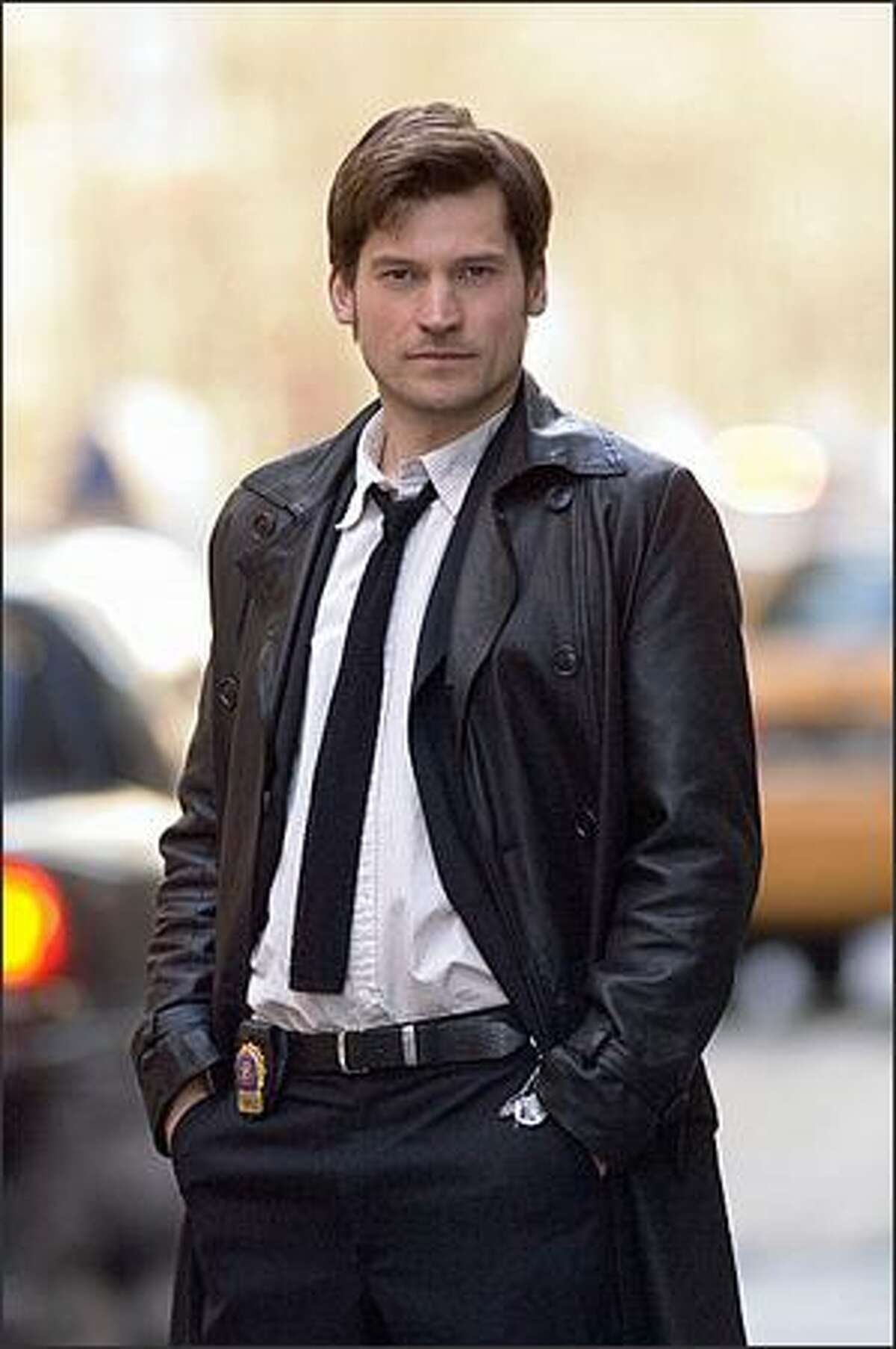 Nicolaj Coster Waldau plays John Amsterdam, a New York homicide detective who happens to be immortal in Fox's