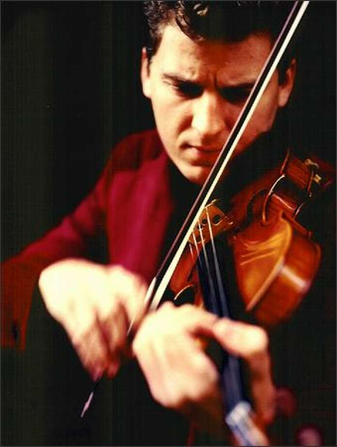 "James Ehnes says, ""It is important for me to play chamber music -- along with solo concerts and concertos -- important for my brains, my personal head space."