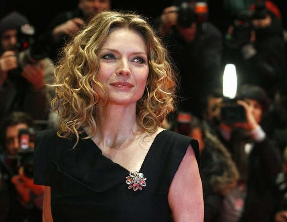 Actress Michelle Pfeiffer, 51, told an interviewer in 1990 that she thought she looked like a duck. Hopefully by now she has shed that opinion.