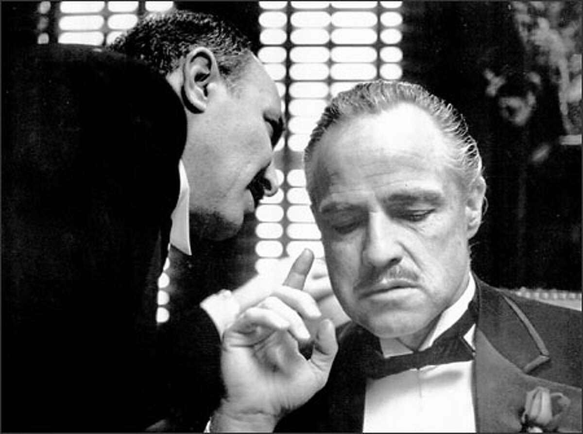 Marlon Brando played Don Vito Corleone in