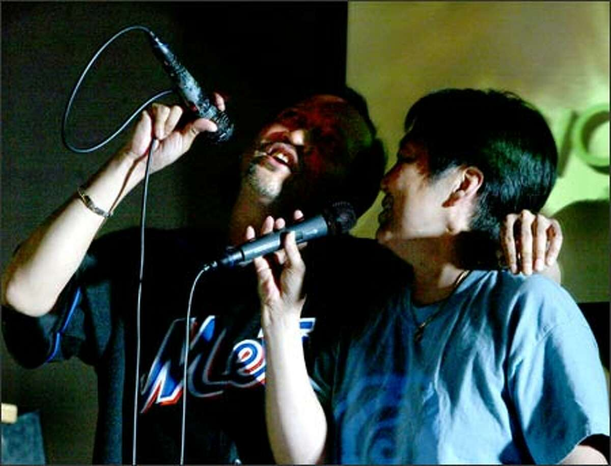 You don't have to be a great singer to be great at karaoke. It's a fun pastime where you can hang with friends and enjoy your favorite songs. But those familiar with karaoke culture will tell you there are rules by which to abide. Don't be a party foul. Learn the karaoke commandments.