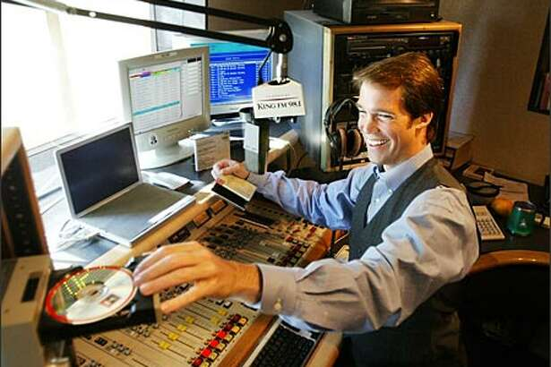 In just six months as a KING-FM announcer, Sean MacLean is making an impression on Seattle listeners.