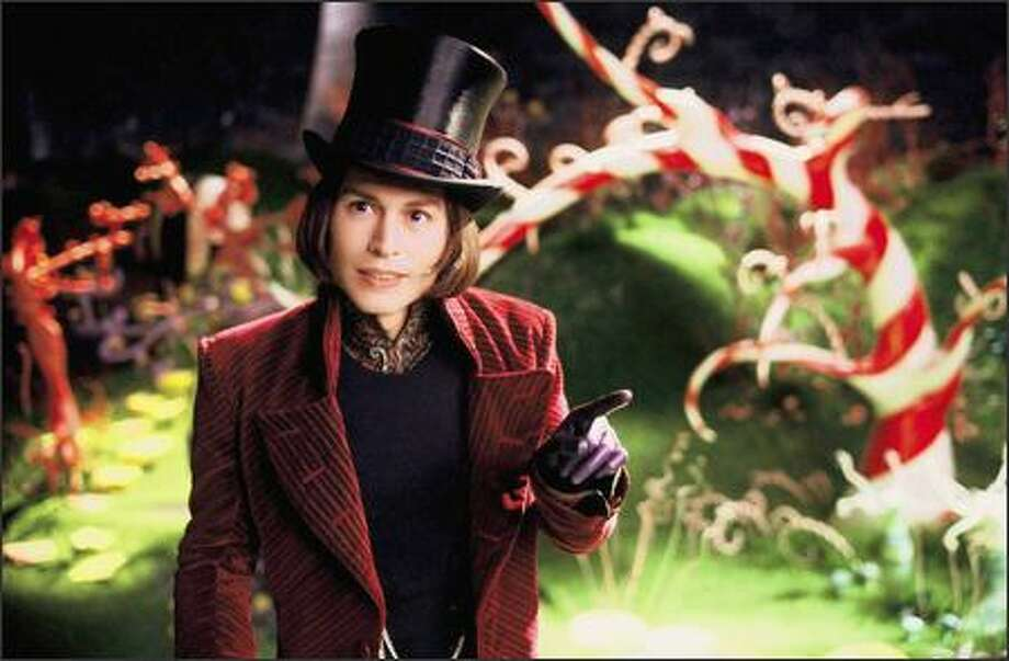 """Charlie and the Chocolate Factory"" - 2005"