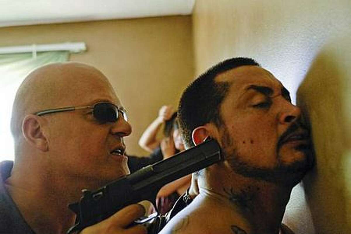 """""""The Shield,"""" starring Michael Chiklis (left), had a great final season."""