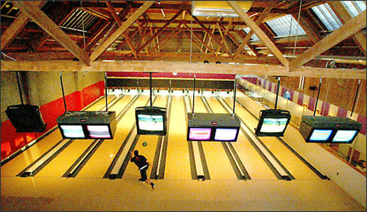 The Garage Bowl is the newest local
