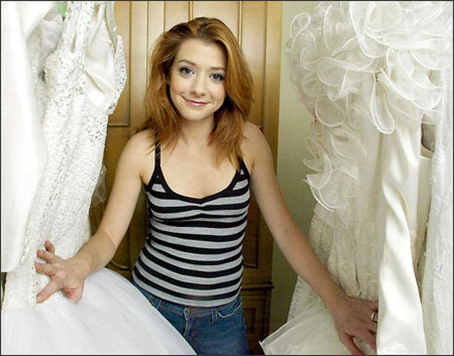 From a 'Buffy' role as a powerful witch to a bewitching role as a sex kitten, Alyson Hannigan has paid her dues and can now have fun as a vamp. Photo: Associated Press / Associated Press