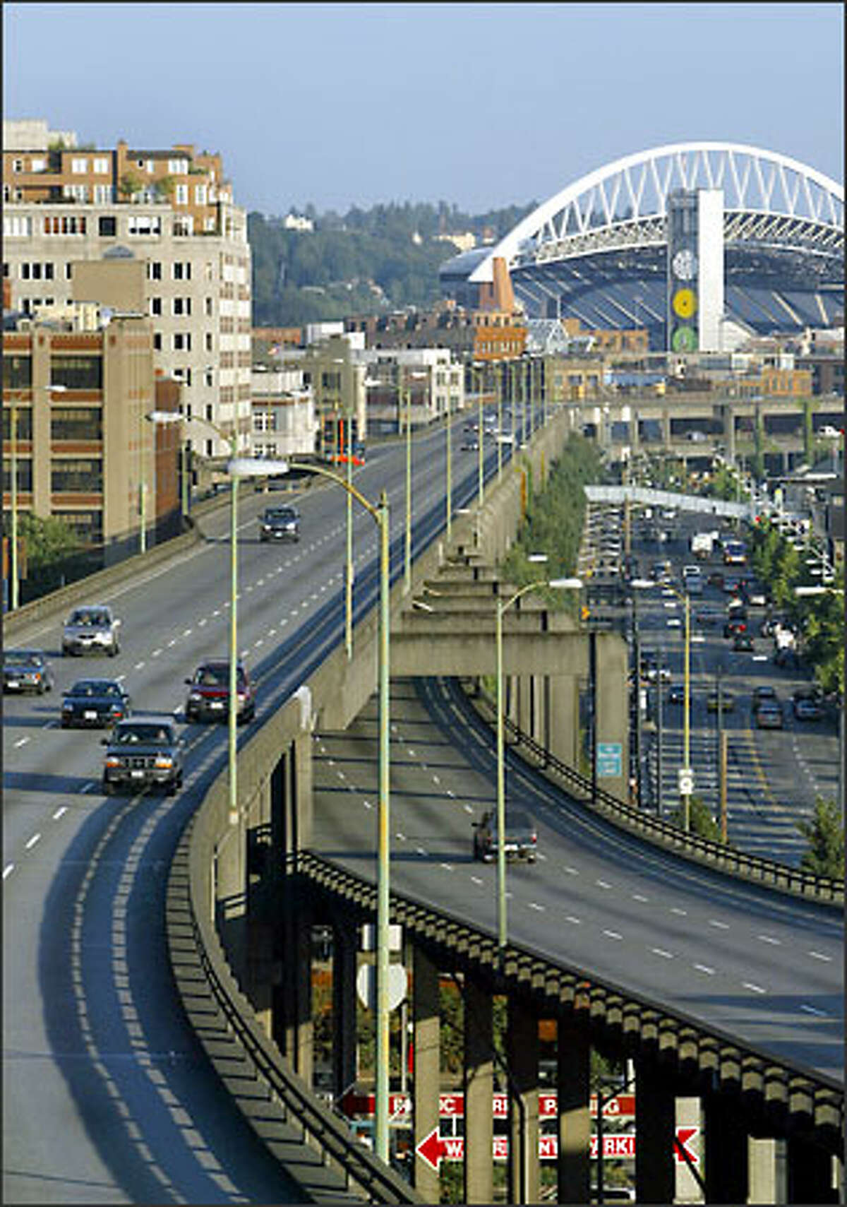Cary Moon won several awards in Seattle, including the Stranger's Genius Award in 2007 for her efforts to try and halt plans to dig a tunnel under Seattle to replace the Alaskan Way Viaduct. She was also named the Municipal League's Citizen of the Year in 2009, and earned Seattle Magazine's Most Influential People award and Real Change's Change Agent of the Year.