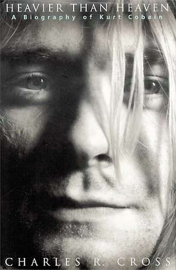 "Charles R. Cross, former editor of The Rocket, read through Kurt Cobain's diaries three times before writing ""Heavier Than Heaven: A Biography of Kurt Cobain""."