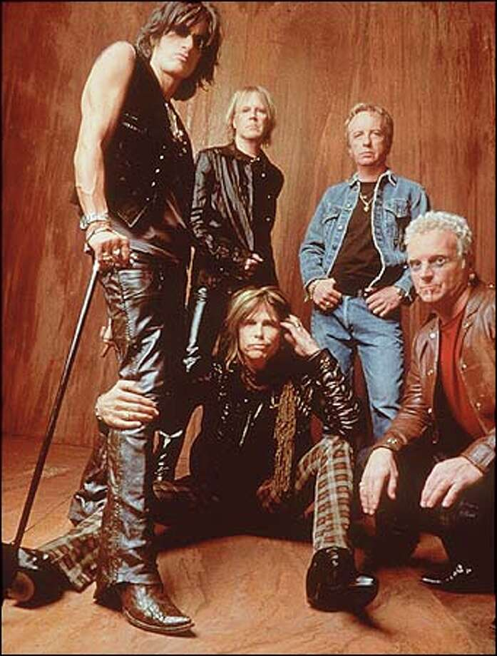 Aerosmith plays a soldout show at the Gorge Friday, Aug. 10.