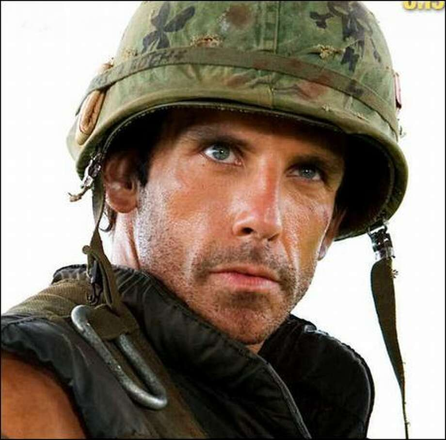 "Action star Tugg Speedman (Ben Stiller) needs to make a comeback – his ""Scorcher"" series is tired and stale."