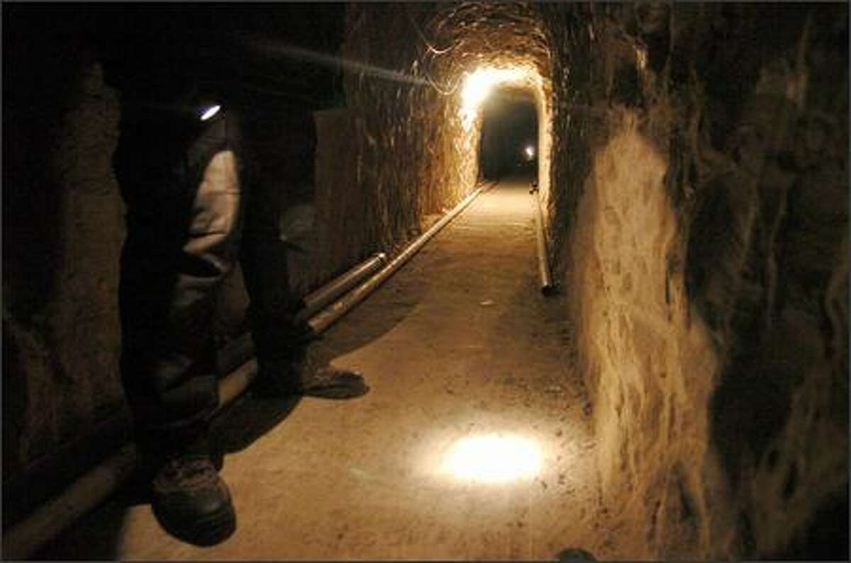Francisco Javier Arellano Felix is reputedly leader of a major gang that digs elaborate tunnels to smuggle drugs under the U.S. border.