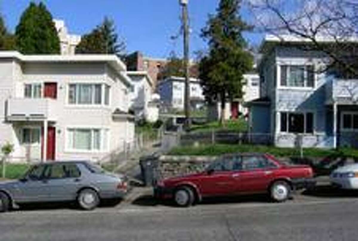 Yesler Terrace housing development (courtesy City of Seattle).