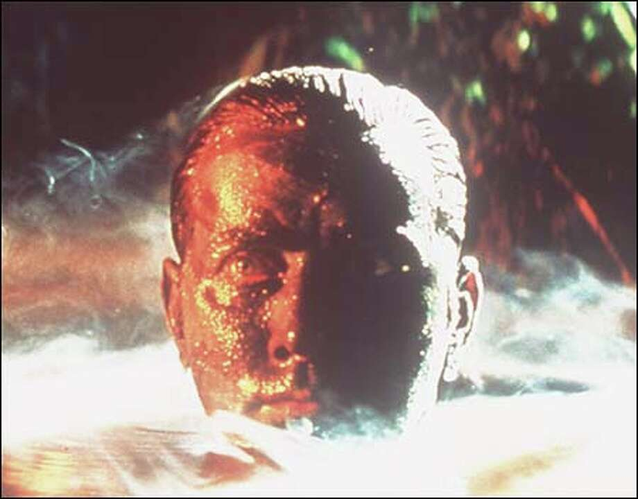 """""""Apocalypse Now Redux""""(2001)– Francis Ford Coppola's 1979 masterpiece follows Capt. Willard as he journeys upriver during the Vietnam War in search of the mysterious, and totally insane, Col. Kurtz. This redux version has been reedited with new footage and a fade-to-black ending. Available June 1"""