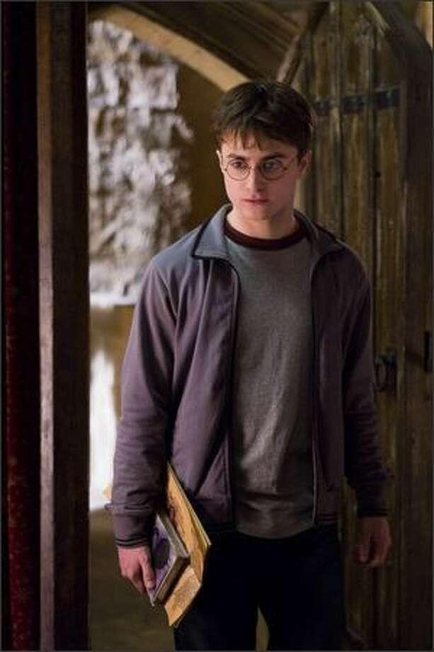 "You can't see Daniel Radcliffe in ""Harry Potter and the Half-Blood Prince"" until July 2009. Photo: Warner Brothers / Warner Brothers"