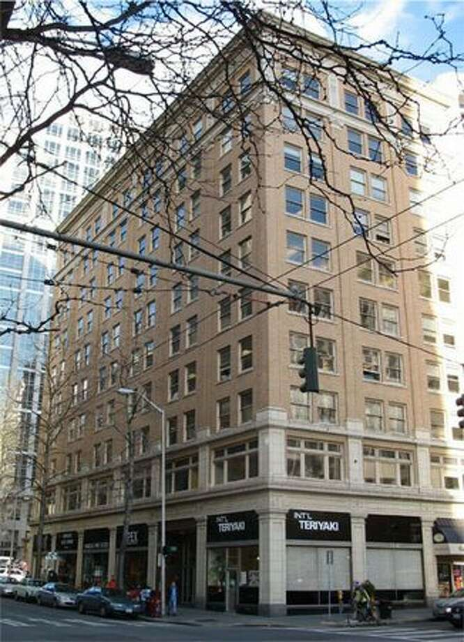 Downtown Seattle's Lloyd Building (photo courtesy city of Seattle).
