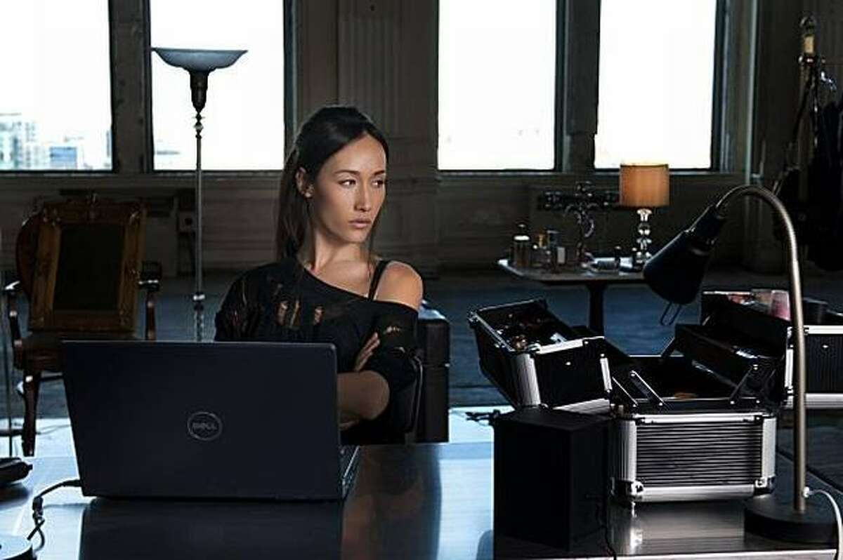 Maggie Q is