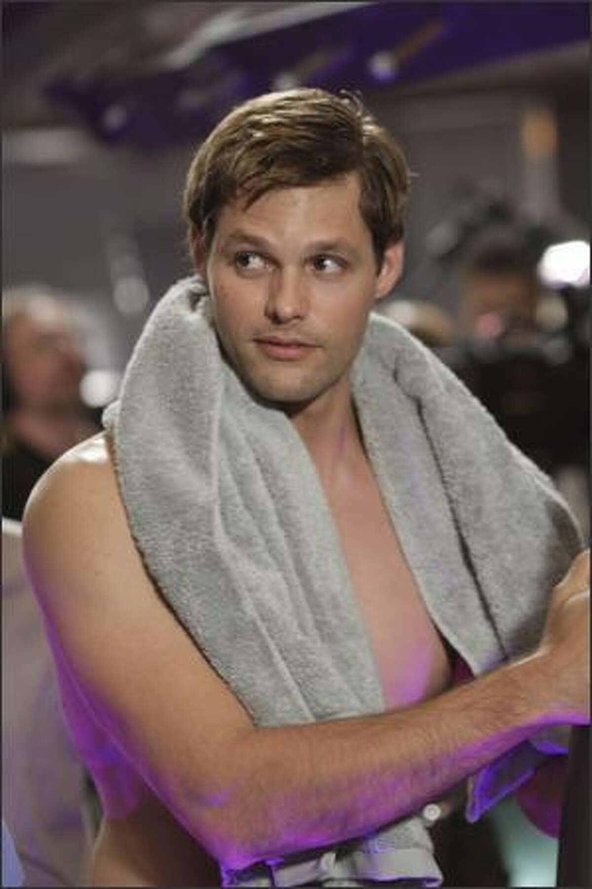 Justin Bruening as Mike Tracer in