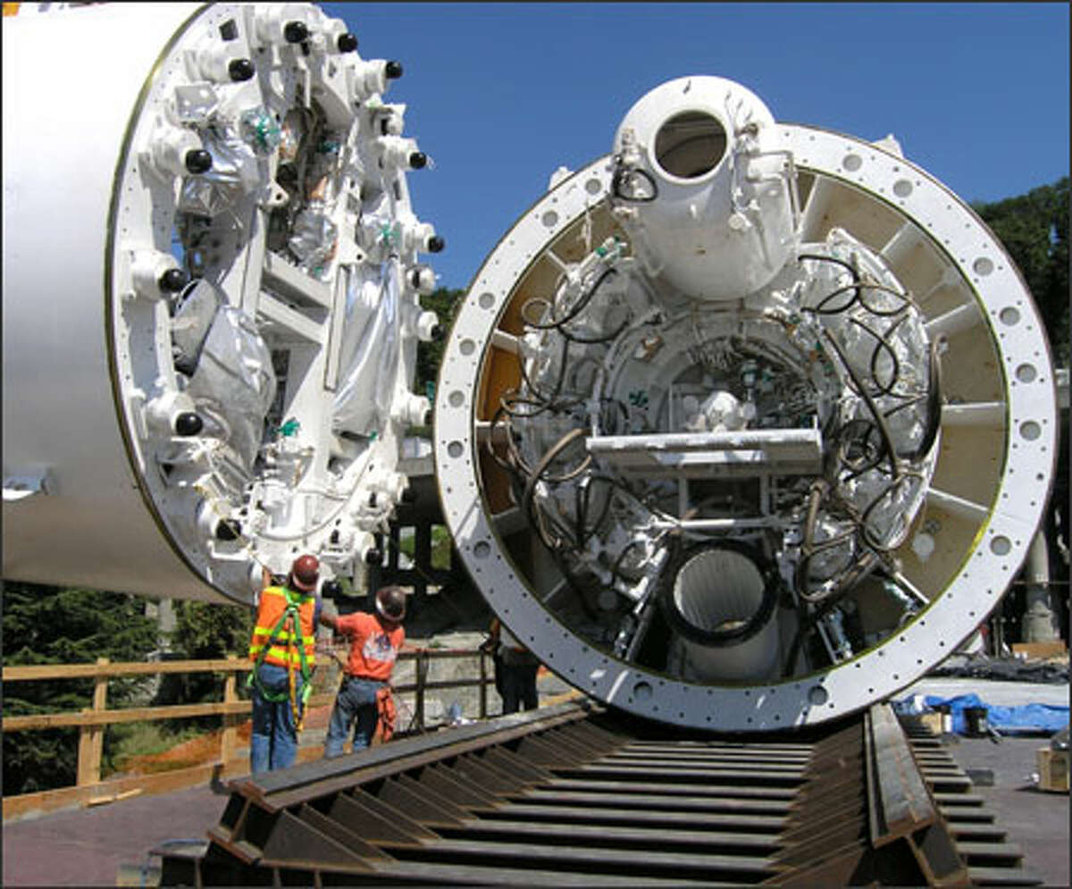 Sound Transit invites the public to vote on the name for the giant machine that will bore a light-rail tunnel through Beacon Hill.