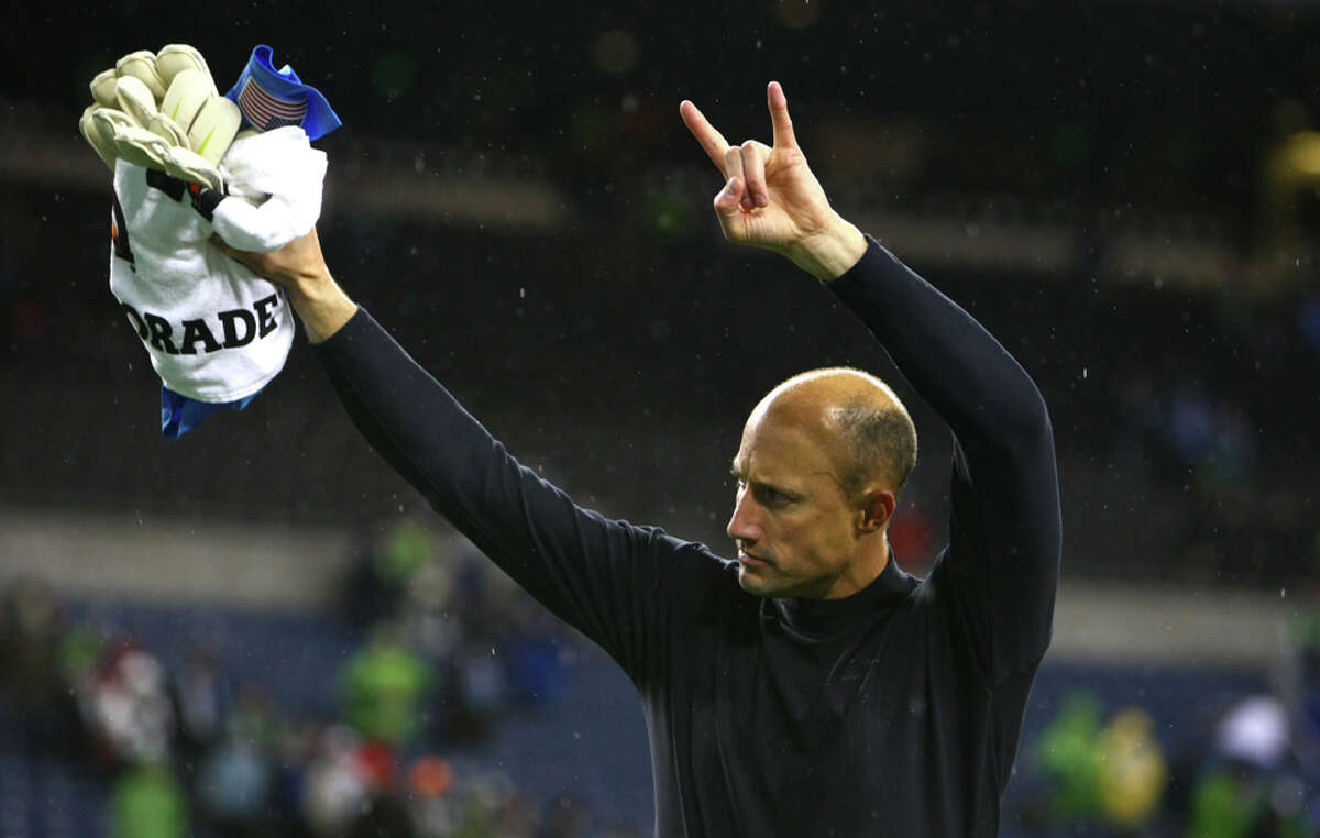 Seattle Sounders goalkeeper Kasey Keller, from Lacey, will retire after the season. The team plans a tribute to Keller after Saturday's game against the San Jose Earthquakes. More than 60,000 tickets have been sold for the Sounders' final regular season match.